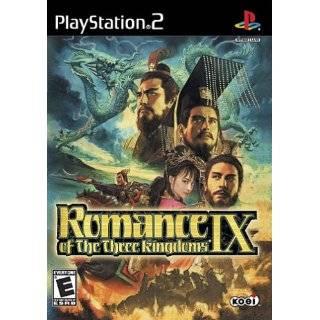 Romance of the Three Kingdoms X Video Games
