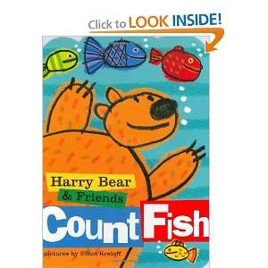 Harry Bear and Friends Count Fish (Harry Bear & Friends