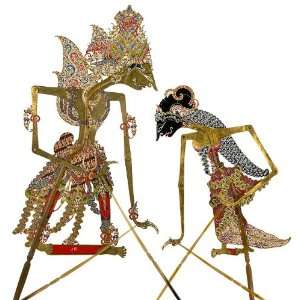Inside the Puppet Box: A Performance Collection of Wayang