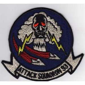 93rd Attack Squadron 4.25 Patch Office Products