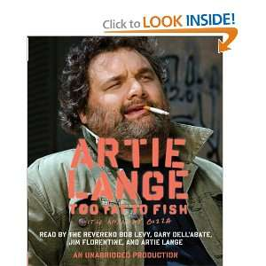 Too Fat to Fish (9780739381960) Artie Lange, The Reverend