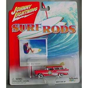 Lightning Surf Rods 1957 Chevy Nomad Station Wagon Toys & Games