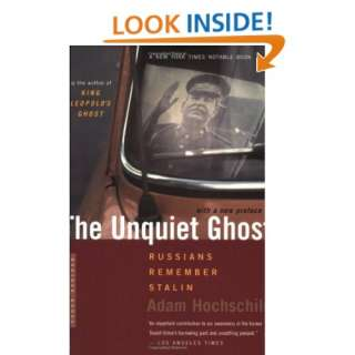 The Unquiet Ghost Russians Remember Stalin (0046442257473
