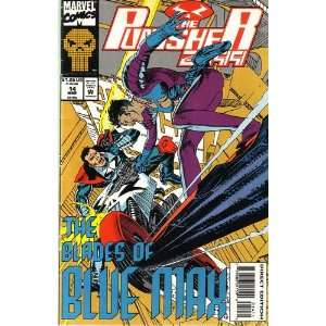 The Punisher 2099, VOL 1, #14 (Comic Book) THE BLADES OF BLUE MAX