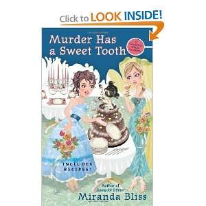 Murder Has a Sweet Tooth (A Cooking Class Mystery