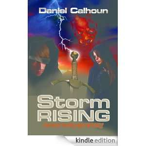 Storm Rising [The Demon War Series Book 2] Daniel Calhoun