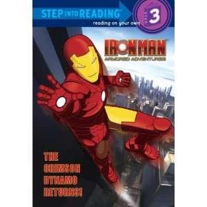Iron Man, Armored Adventures The Crimson Dynamo Returns (Step