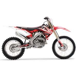 ONE INDUSTRIES GRAPHICS KIT  Honda CRF 450 2005 2008   61010 010 023