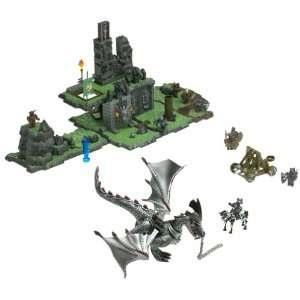 Mega Bloks Dragons Sorcerers Lair  Toys & Games