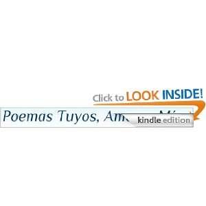 Despertar de Inspiración (POEMAS TUYOS AMORES MÍOS) (Spanish Edition