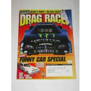 Drag Racer Magazine May 2007 Funny Car Special