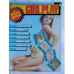 Girl Play, Magazine, #1 Unknown Books