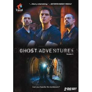 Ghost Adventures: Season One: Zak Bagans, Nick Groff