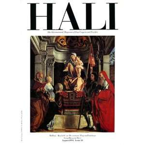 Hali: The International Magazine of Fine Carpets and Textiles Issue 58