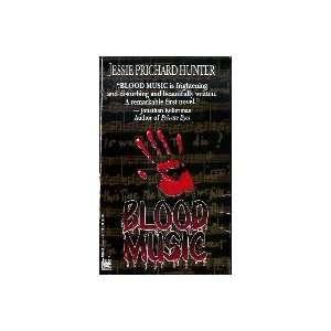 Blood Music (9780804110846) Jessie Prichard Hunter Books