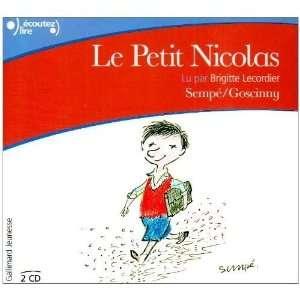 Le Petit Nicolas   2 Audio Compact Discs [Audio CD] Rene
