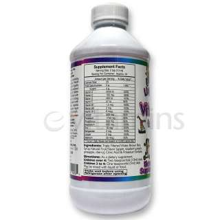 Dynamic Health Laboratories Multi Vitamin & Minerals For Children