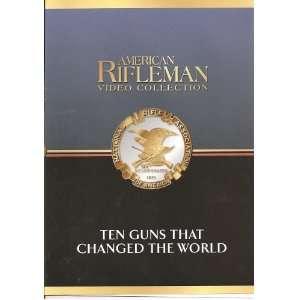 American Rifleman Video Collection: Ten Guns That Changed