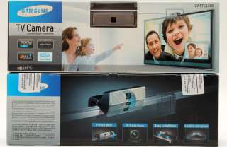 Latest SAMSUNG Smart TV SKYPE Web Camera CY STC1100 *