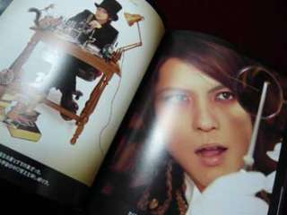 arc en ciel Hyde Faith tour 2006 pamphlet rare!!