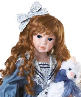 Patti Anne 26 Inch Collectible Girl Doll in Porcelain