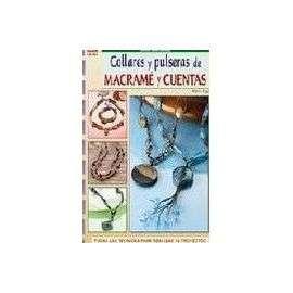 Collares Y Pulseras De Macrame Y Cuentas de Maria Eigi compra y vende