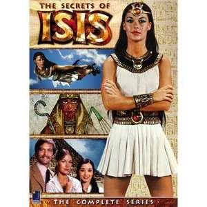 Secrets Of Isis: The Complete Series, The: TV Shows