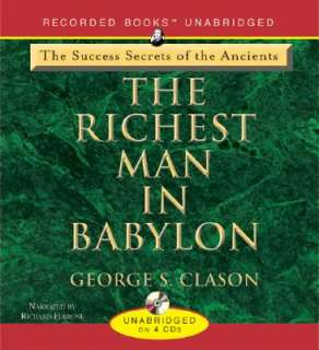 Richest Man in Babylon by George S. Clason   Reviews, Description