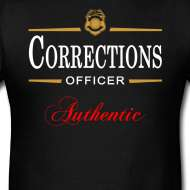 Design ~ Authentic Corrections Officer