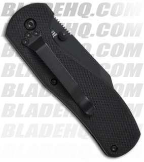 Meyerco Dirk Pinkerton Assisted Opening Hawk Bill Knife (3 Black