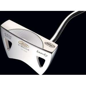 Yes C Groove Putter Golf Club 33   Sandy   RH Sports