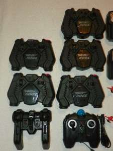 LOT of 8 AIR HOGS Remote Control R/C HELICOPTERS