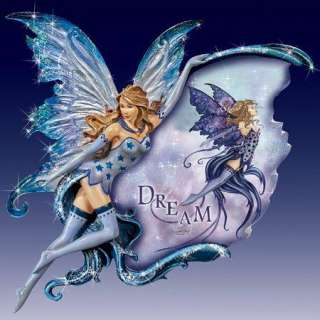 Dream Amy Brown Fairy LE Art Wall Sculpture
