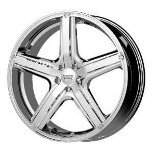 American Racing Maverick AR8832 Chrome Finish Wheel (15x7