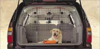 Deluxe Mesh Pet Dog Vehicle Car SUV Van Safety Barrier