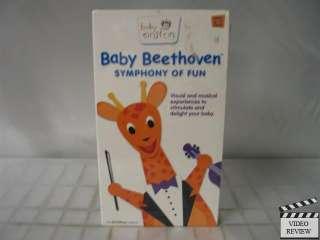 VHS LOT Baby Einstein collection in VGUC
