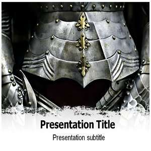 Powerpoint Templates   Knight Powerpoint Template Background Software