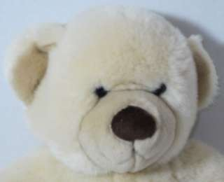 Build a Bear Workshop 14 CREAM TEDDY BEAR Stuffed Plush Animal BABW