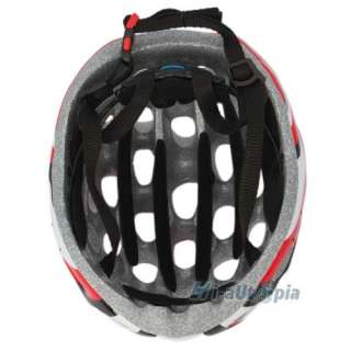 New EPS PVC 39 Vents Sports Bike Bicycle Red Helmet