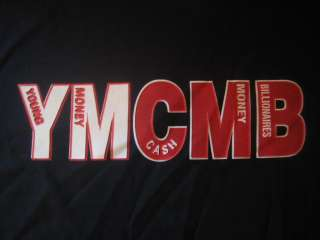 YMCMB Young Money Cash Billionaires Lil Wayne Weezy Hip Hop Urban