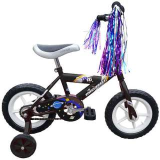 12 Micargi Boys BMX Bike, Black