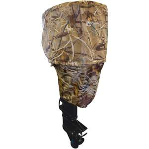 Classic Accessories Camo Boat Motor Cover Fishing & Marine