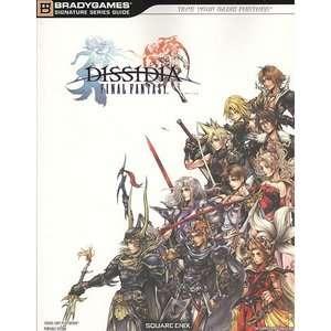 Dissidia Final Fantasy, Epstein, Joe Video Games Strategy Guides