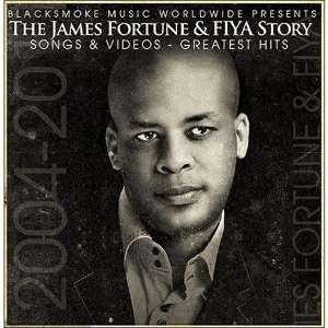 James Fortune & Fiya Story (CD/DVD), James Fortune Christian / Gospel