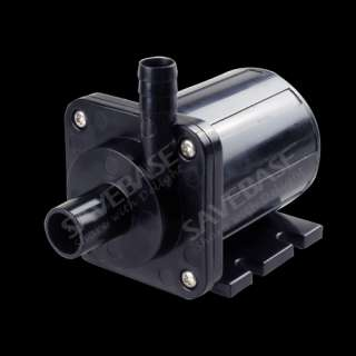 12V DC Cooling Brushless Motor Water Pump 840mA, 4.0M