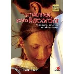 UM AMOR PARA RECORDAR   PORUGUES BRASIL (9788563219268