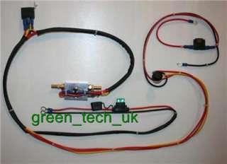 WVO SVO 12 Volt Inline Biodiesel Fuel Heater Bio Diesel