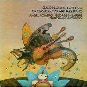 Claude Bolling Concerto for Classical Guitar and Jazz