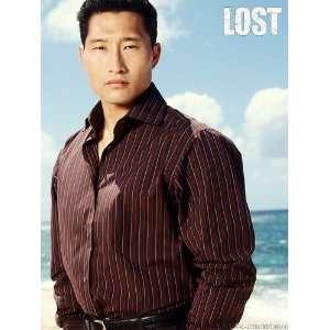 Lost Mini Poster 11X17in Master Print Daniel Dae Kim