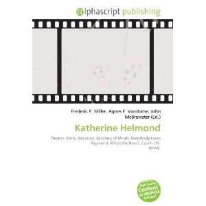 Katherine Helmond [Paperback]